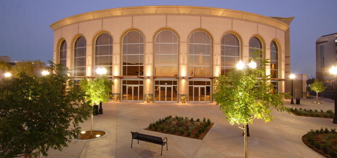 Gallo Performing Arts Center